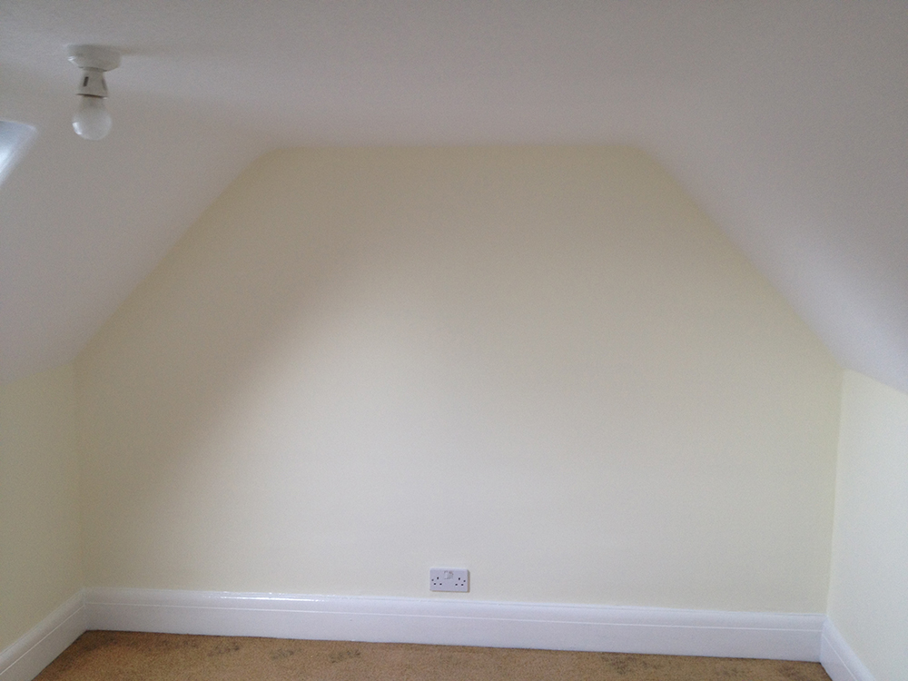 Loft Conversion - Fine Line Decorating