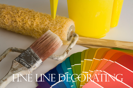 Decorating by Fine Line